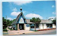 Antique Auto Village & Gift Shop Frankenmuth Michigan MI Postcard B19