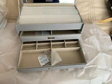 Pandora Large Dove Grey Jewellery Box (1)