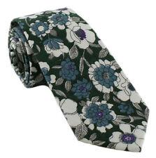1937 London Spruce Skinny Cotton Tie