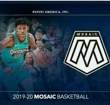 2019-2020 Panini Mosaic Basketball - Pink Camo - Base