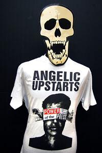 Angelic Upstarts - Power Of The Press - T-Shirt