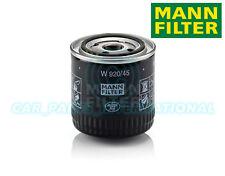 MANN HUMMEL OE Quality Filtro olio motore di ricambio W 920/45