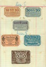 Österreich Notgeld
