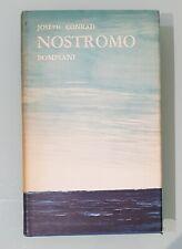 Joseph Conrad NOSTROMO - Bompiani 1956