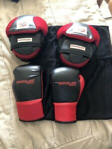 kids martial arts gloves