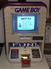 NINTENDO GAME BOY POCKET Kiosk Shop DISPLAY UNIT Screen GAMEBOY USA Introvabile!
