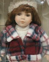 VINTAGE COLLECTOR'S CHOICE FINE BISQUE PORCELAIN LIMITED EDITION DOLL