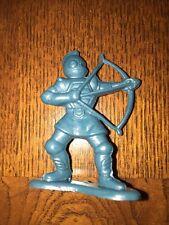 1983 TOYCO Plastic Ancient Warrior Archer Fantasy Figure , Nice!! #2