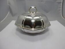 schöne Deckelterrine Wilkens Silber 835 punziert