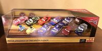 CARS 3 - MOTOR SPEEDWAY OF THE SOUTH 11 Pack - Mattel Disney Pixar