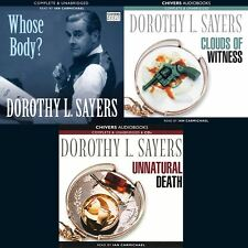 Dorothy L.Sayers - Lord Peter Wimsey Books 01-03 Audio Collection (01) on mp3CD