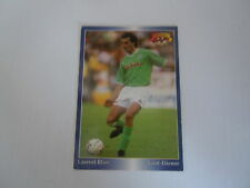 Carte panini - Official Football Cards 1995 - N°166 - Saint Etienne - L. Blanc