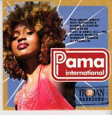 PAMA INTERNATIONAL Trojan Sessions PROMO CD Dawn Penn Dave & Ansel Collins