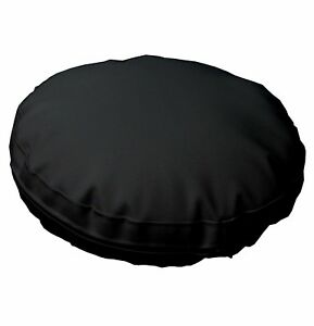 pa801r Black Round Water Proof Outdoor Thick Mattresses Cushion Cover Custom Siz