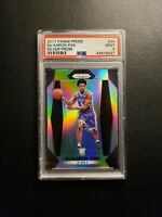 2017-18 Panini Prizm Silver De'Aaron Fox PSA 9 Rookie RC 🔥 🔥 Kings