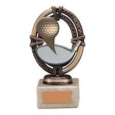 Maverick légende, golf trophée/award, 135mm gravure gratuite (TH16011B) trd