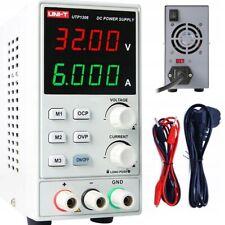 UTP1306 UNIT Labornetzteil 0-32V / 0-6A Regelbar Labornetzgerät DC Schaltnetztei