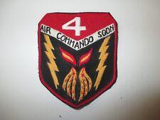 b4949 US Air Force Gun Ship 4th Air Commando Squadron patch IR23B