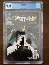 Batman #34 CGC 9.8 (DC 2014)  New 52!  Snyder story.  Scalera cover!  Key!