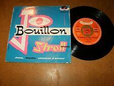 JO BOUILLON - EP FRENCH POLYDOR 20826 - JAZZ ROCK POPCORN
