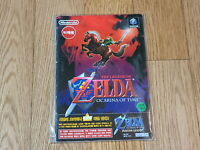 Super Rare Nintendo Gamecube Legend of Zelda Ocarina of Time Korean Ver Game NGC