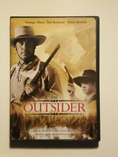 The Outsider  Hard to find dvd - starring Grainger Hines Ted Markland