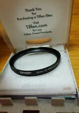 Tiffen 52mm Filter UV protector camera Made in USA