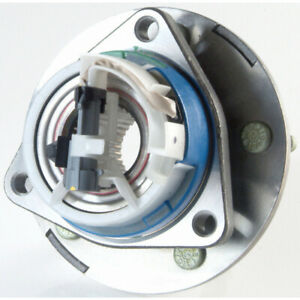 Wheel Bearing and Hub Assembly Front Moog 513200
