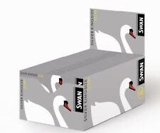 Swan Argent Papier à Rouler Taille Extra Large Boîte Complète de 50 Livres