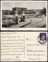 Ansichtskarte München Ludwigsbrücke 1943
