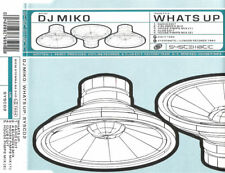 DJ Miko - What's Up - CD Single