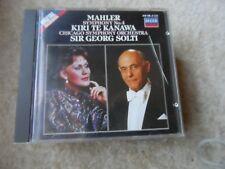 Gustav Mahler - Symphony No. 4 (Solti/Te Kanawa) (CD 1984)