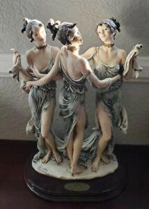 Giuseppe Armani Florence Limited Edition 1256C. The Three Graces
