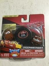 Disney Cars Squishy Pops 3 Pack Series 1 Mater New