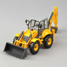 New Holland Terna LB115B 1/50 Scale Engineer Vehicles Forklift Excavator Hot Toy