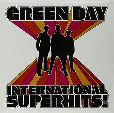 GREEN DAY : INTERNATIONAL SUPERHITS ! BEST OF  (LP Vinyl) sealed