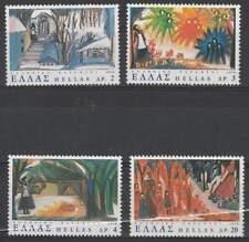 Griekenland postfris 1978 MNH 1326-1329 - Sprookjes