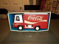Vintage Buddy L Jr. COCA COLA Delivery Truck Complete w/Original Box No. 5117