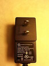 Leader Electronics Inc. Mt12-Y120100-A1 I.T.E. Power Supply A/C Adapter 12 V 1 A
