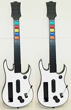 2 NEW Nintendo Wii/Wii-U GUITAR HERO Game Controller world tour 3 5 rock band