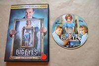 BIG EYES AMY ADAMS                 DVD PELICULA COMPLETA  FILM DVD