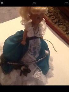 Homemade Barbi Doll
