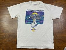 Vintage 1990's Hard Rock Cafe Kingdom Of Rock And Roll Orlando T-Shirt Size L AA