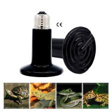 Reptile Heater Bulb Lamp Aquarium Terrarium Ceramic Infrared Heat Emitter 150W