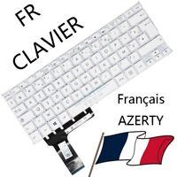 AZERTY Français Clavier Blanc Asus E202S