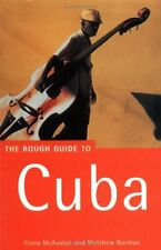 The Rough Guide to Cuba, 1st Edition (Rough Guides) By Fiona McAuslan