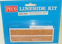 Peco 00 LK-66 Platform Ramp Edging Kit - Brick (00) Model Railway