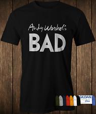 Andy Warhols Bad t-shirt worn by Blondie Debbie Harry warhol's warhol band rock