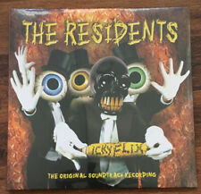 Residents - Icky Flix 2LP [Vinyl New] Limited Yellow/Orange Color Gate Album RSD