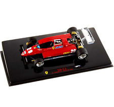 Ferrari 126C2  M.Andretti GP Italy 1982 T6939  1/43 Hot Wheels Elite